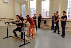 English National Ballet School Ruler course for the faculty sept2014 02