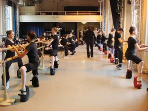 English National Ballet School MasterStretch for the students sept2014 02